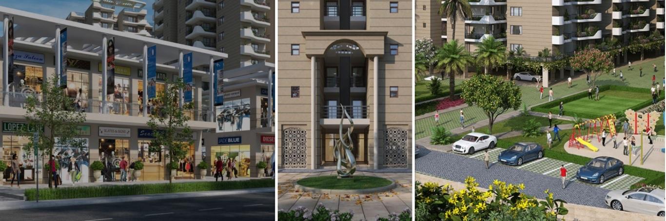 GLS Avenue 81 Sector 81 Gurgaon